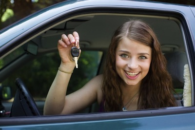 anxiety about teen driving