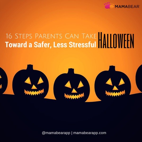 16 Steps Parents Can Take Toward a Safer, Less Stressful Halloween