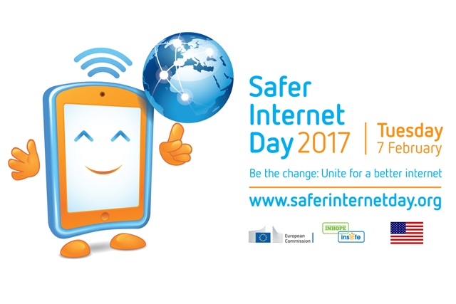 Be the change: Unite for a better internet #SID2017
